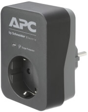 APC PME1WB-GR SURGEARREST 1 OUTLET 230V BLACK