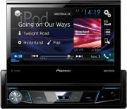 PIONEER AVH-X7800BT 7'' CLEAR TYPE FOLD-OUT TOUCHSCREEN MULTIMEDIA PLAYER WITH BLUETOOTH