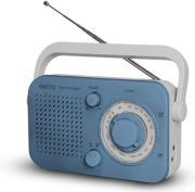 CAMRY CR1152B RADIO AM/FM BLUE