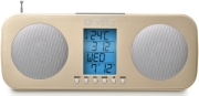 GOTIE GRA-200Z FM RADIO WITH DIGITAL TUNING GOLD