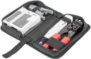 LANBERG NETWORK TOOL CASE W. NETWORK TOLLS AND TESTER