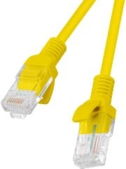 LANBERG PATCHCORD CAT.5E 5M YELLOW