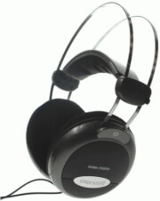 MAXELL HOME STUDIO DIGITAL HEADPHONES BLACK