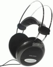 MAXELL HOME STUDIO DIGITAL HEADPHONES BLACK