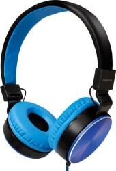 LOGILINK HS0049BL FOLDABLE STEREO HEADPHONE BLUE