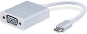 EQUIP 133451 USB C MALE TO HD15 VGA FEMALE ADAPTER