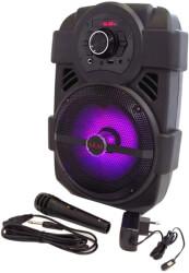 AKAI ABTS-808L MULTI-PURPOSE RADIO WITH BLUETOOTH/USB/KARAOKE