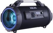 AKAI ABTS-13K PORTABLE BLUETOOTH SPEAKER 24W KARAOKE WITH LED, USB, MICRO SD, AUX-IN