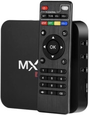 SAVIO TVBOX-02 ANDROID 7.1 TV BOX 4K UHD, 4XUSB, WIFI, SD/MMC