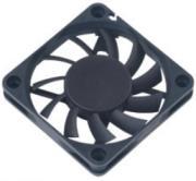 AKASA DFC601012H 60MM CLASSIC BLACK FAN