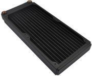 XSPC LOW PROFILE EX280 DUAL FAN RADIATOR