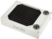 XSPC AX120 SINGLE FAN RADIATOR 120MM WHITE