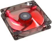 AEROCOOL LIGHTNING LED FAN 120MM RED