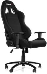 AKRACING GAMING CHAIR BLACK/BLACK