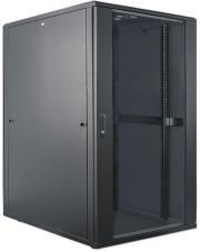 INTELLINET 713078 19'' 22U/600X600MM NETWORK CABINET HOUSING FLAT PACK BLACK