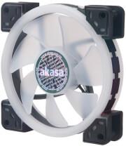 AKASA AK-FN101 VEGAS TLX 120MM TWIN LOOP DUAL SIDED ADDRESSABLE RGB LED FAN