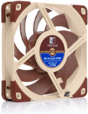 NOCTUA NF-A12X25 PWM PREMIUM FAN 120MM
