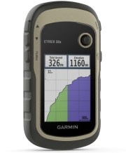 GARMIN ETREX 32X HIKING GPS WITH DIGITAL COMPASS EUROPE