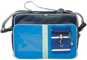 HI-DI-HI LB-01 LAPTOP MESSENGER 15.4'' BLUE