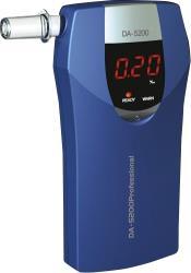 ALCOFIND DA5200 DIGITAL BREATHALYZER