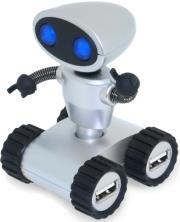 SMARTEK ROBOT USB HUB SILVER