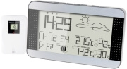 ALECTO WS-1700 WEATHER STATION BLACK/SILVER