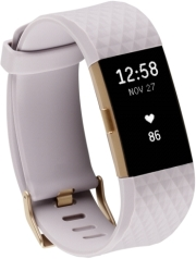 FITBIT CHARGE 2 SMALL LAVENDER/22K ROSE GOLD