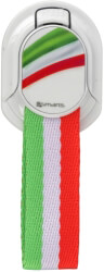 4SMARTS LOOP-GUARD FINGER STRAP FOR SMARTPHONES ITALY WHITE