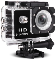 GEMBIRD ACAM-04 HD ACTION CAMERA WITH WATERPROOF CASE