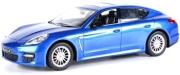 RC CAR PORSCHE PANAMERA TURBO S 1:14 WITH LICENSE BLUE