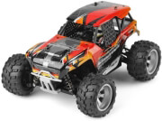 RC MONSTER TRUCK 1:18 - POTENT 4WD ENERGY 2.4GHZ 25KM/H RED/ORANGE