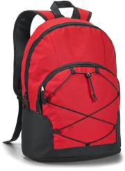 HIIDEA BACKPACK 600D RED