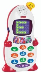 FISHER PRICE ΤΗΛΕΦΩΝΟ LAUGH & LEARN LEARNING PHONE [G9095]