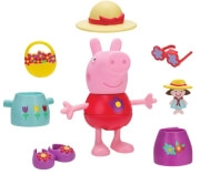 ΦΙΓΟΥΡΑ DRESS UP GIOCHI PREZIOSI PEPPA PIG 10CM [PPC58000]