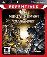 MORTAL KOMBAT VS DC UNIVERSE ESSENTIALS