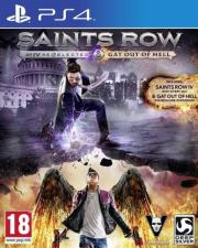 SAINTS ROW IV RE-ELECTED + GAT OUT OF HELL - FIRST EDITION