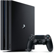 PLAYSTATION 4 PRO CONSOLE 1TB