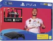 PLAYSTATION 4 CONSOLE SLIM 1TB & FIFA 20 & PS PLUS & FUT VOUCHER