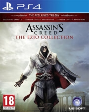ASSASSINS CREED EZIO COLLECTION - THE ACCLAIMED TRILOGY (AC 2 + BROTHERHOOD + REVELAT)