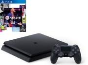 PLAYSTATION 4 CONSOLE SLIM 500GB & FIFA 21