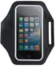 ΘΗΚΗ GECKO ACTIVE ARMBAND ΑPPLE IPHONE 5 BLACK PLASTIC