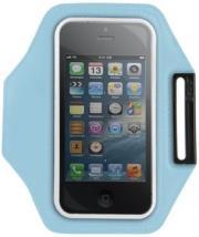 ΘΗΚΗ GECKO ACTIVE ARMBAND ΑPPLE IPHONE 5 BLUE PLASTIC