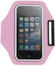 ΘΗΚΗ GECKO ACTIVE ARMBAND ΑPPLE IPHONE 5 PINK PLASTIC