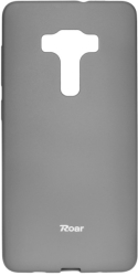 ROAR COLORFUL JELLY CASE FOR ASUS ZENFONE 3 DELUXE (ZS570KL) GREY