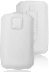 FORCELL DEKO CASE FOR APPLE IPHONE 3/4/4S/S5830 GALAXY ACE/S6310 YOUNG WHITE