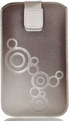 FORCELL DEKO 2 CASE FOR APPLE IPHONE 3G/4/4S/ S6310 YOUNG GREY