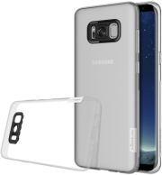 NILLKIN NATURE TPU BACK COVER CASE FOR SAMSUNG GALAXY S8 CRYSTAL TRANSPARENT