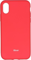 ROAR COLORFUL JELLY BACK COVER CASE FOR APPLE IPHONE X HOT PINK
