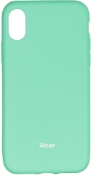 ROAR COLORFUL JELLY BACK COVER CASE FOR APPLE IPHONE X MINT