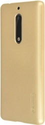 NILLKIN SUPER FROSTED SHIELD BACK COVER CASE FOR NOKIA 5 GOLD